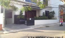 Cho thuê văn phòng trong tòa nhà Nam Linh, sát đường Nguyễn Hữu Thọ, 166m2 giá 210 nghìn/m2/th