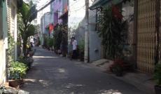 Bán nhà 4.5 tỷ 4x14m, 1 lầu hẻm 6m Vườn Lài, P. Phú Thọ Hòa, Q. Tân Phú