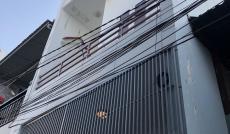 Bán nhà hẻm 84 Nguyễn Duy Cung, phường 12, Gò Vấp, 3,5x9,5m, 1 trệt, 1 lửng, 1 lầu, 2,15 tỷ