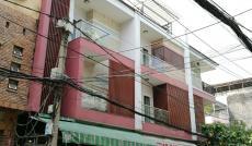 Cần bán nhà HXH 8m Nguyễn Cửu Vân P17 BT 7x14 M giá 18 tỷ Nhà 3 lầu