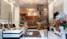 Bán nhà đẹp  mới hoàn hảo hẻm 8m, Phạm Hữu Lầu, Quận 7, Dt 4,6x23m. Giá chỉ 4,3 tỷ