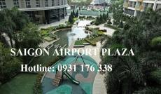 Cho thuê căn hộ Saigon Airport Plaza 2PN-900$/tháng, đủ nội thất – LH 0931 176 338