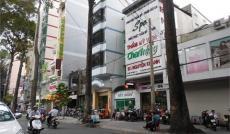 Bán gấp căn góc 2 MT Hoàng Văn Thụ, Trần Huy Liệu. DT: 8x26m. Hầm 10 tầng.  LH 0906591639