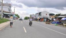 Đất chợ giáp ranh Bình chánh, đường Nguyễn Hữu Trí, 800 triệu nhận nền 90m2 SHR LH :0908.659.837.Gặp Ms Diệp .