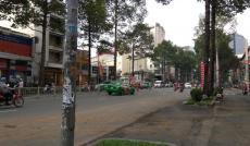 Cho thuê nhà mặt tiền đường Trần Hưng Đạo  Phường Phạm Ngũ Lão Quận 1 HCM  Vị trí ngay góc mũi tà cực HOT