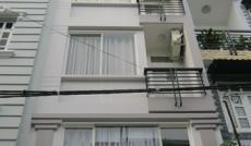 Cho thuê nhà MT Nguyễn Văn Tráng, P.Bến Thành, Q1, DT 4x18m, 4 lầu, 7 phòng, giá 80 triệu/th.