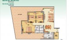 Bán căn hộ sân vườn Saigon Pearl, 230m2, 3PN, nội thất đầy đủ cao cấp, giá 7.5 tỷ. LH 0903 886 801