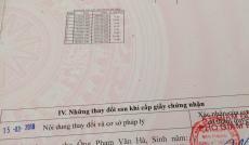 Bán  miếng đất thổ cư đường số 3B giáp Tân Phú, Q. Bình Tân