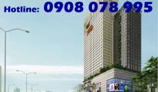 PKD Pearl Plaza cần bán CH 2PN vị trí góc, view đẹp, giá tốt – Hotline CĐT 0908 078 995