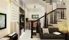 Cho thuê nhà nguyên căn hẻm Nguyễn Đình Chiểu, P4 Q3, DT: 3,2x12m