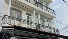 Nhà xây mới,SHR,Lê Văn Lương, 4x12m,1trệt 2lầu,DTSD 110m2