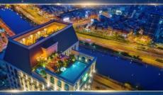 Bán căn hộ MT Bến Vân Đồn, view Q1 Bitexco 2PN/4tỷ, 80m2 ICON 56, LH 0944992543, Mr. Quân
