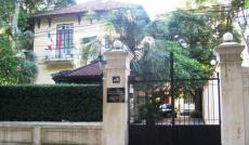 Bán nhà MT đường Hoàng Diệu, P. 10, Phú Nhuận. DT: 8m x 20m, giá 26 tỷ