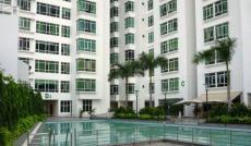 Cho thuê căn hộ chung cư Hoàng Anh Gia Lai 2 Q7.100m2,2pn,nội thất đầy đủ,giá 10.5tr/th Lh 0932 204 185