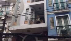 Bán nhà MT Nguyễn Cửu Vân, Điện Biên Phủ, P. 17, Bình Thạnh, (5.2x20)m, giá 15.3 tỷTL