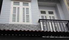 Cho thuê nhà 61/13B Đất Thánh khu Cư Xá Bắc Hải, DT 4,1x8m, 2 lầu, 3PN máy lạnh, HXH rộng