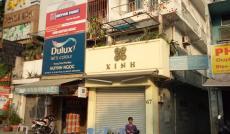 Cho thuê nhà 2MT Trần Hưng Đạo với Calmette DT 13x18m, 2 lầu