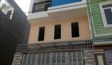 Bán nhà 1 trệt 2 lầu, HXH đường 5, Tăng Nhơn Phú B, quận 9, giá 4tỷ/57m2