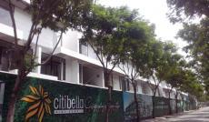 Cho thuê gấp nhà xây xong phần thô trong khu dân cư đô thị Bella, Cát Lái quận 2