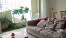 Cho thuê căn hộ Estella 3 phòng ngủ, đầy đủ nội thất, view đẹp, 33.9 triệu/th. Call 0919408646