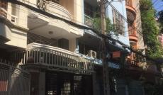 Xuất cảnh bán nhà mặt tiền đường Phan Văn Hân, P. 17, quận Bình Thạnh, DT: 4x18m, giá 12 tỷ