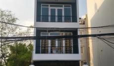 $Cho thuê nhà MT Xa Lộ Hà Nội, Q.9, DT: 6x11m, trệt, 3 lầu.Giá: 45tr/th