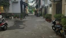 Cho thuê nhà cấp 4 11/7 Vườn Lài, 4m x 20m, hẻm 6m, P. Phú Thọ Hòa, Q.Tân Phú
