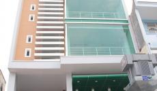 Cho thuê tòa nhà mới xây MT đường 3/2, Q. 10, DT: 5.5x30m, hầm, trệt, lửng, 5 lầu. Giá: TL