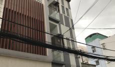 Bán nhà hẻm 10m đường Tô Hiến Thành. DT 4.5x12.5m, 1 trệt + 3 lầu, giá 13.5 tỷ TL