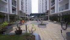 Cho thuê CHCC Oriental Plaza - MT Âu Cơ - Tân Phú. Thiết kế 2PN, diện tích 85m2, nội thất đầy đủ