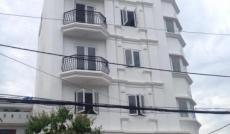 Cho thuê nhà mới xây MT Bùi Hữu Nghĩa, Q.BT, DT: 5x30m, trệt, 7 lầu. Giá: T/L