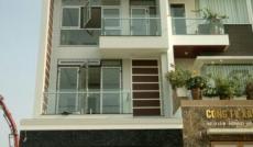 Cần Bán Nhà Đẹp Mới Hoàn Thiện Khu Hoàng Quốc Việt,Phú thuận ,Q7.DT 4,2 x13m,1 trệt 2 lầu,sân thượng.Giá 5,7 tỷ