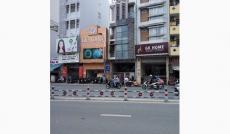 Cho thuê nhà MT Khánh Hội, Q.4, DT: 8.5x20m, trệt, lửng ,3 lầu. Giá: T/L
