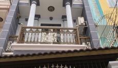 Nhà nở hậu 6.45 tỷ hẻm 377 Lê Quang Định, P. 5, Bình Thạnh