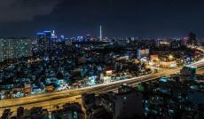 Sắp đi định cư bán CHCC Saigonland, 70m2, 2PN, nhà đẹp, giá 2.6 tỷ