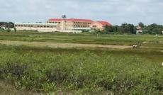 Bán đất MT Lý Nhơn, Cần Giờ; 30 x 50 = 1580m2, giá: 4,5 tỷ.
