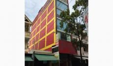 Cho thuê nhà MT Độc Lập, Q.Tân Phú, DT: 6.8x18m, trệt, lửng, 5 lầu. Giá: 75tr/th