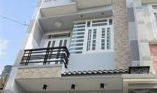 Cho thuê nhà 4m*12.5m, 1 trệt 2 lầu, 10 tr/tháng, hẻm 668 - QL 13