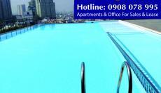 Chỉ 3 tỷ sở hữu căn hộ Pearl Plaza view sông cực đẹp, 1 PN. LH CDT: 0908078995