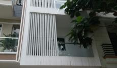 Bán nhà mặt tiền số 2 khu công ích quận 4, Phạm Hữu Lầu, Q7, DT 4x16m. Giá 7,25 tỷ
