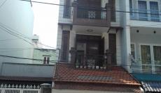 Nhà đủ tiện nghi 4m x 17m, 4PN  hẻm Phạm Văn Chiêu. Giá 12Tr/