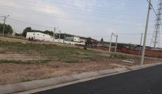 Đất mặt tiền dự án khu dân cư an phú, thuận an, khu phố 4