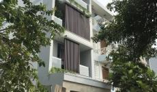 Cần bán nhà mặt tiền đường số Phạm Hữu Lầu,Q7, DT 5x18m, 3 lầu, ST. Giá 7,75 tỷ
