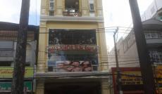 Cho thuê nhà MTNB Nguyễn Trãi, Q.1, DT: 12x18m, DT: 200m2/sàn , hầm, trệt, 6 lầu, thang máy