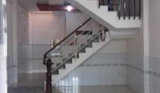 Nhà mới 3,4m x 17m, 1T, 1L,  17/8 Hà Huy Giáp, Q.12. Giá 5,5tr/th