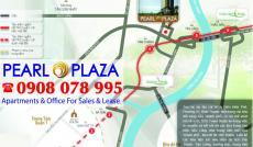 Em cần bán CH 2PN Pearl Plaza quận Bình Thạnh