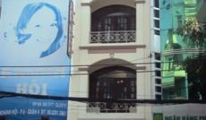 Cho thuê nhà MT Tân Vĩnh, Q.4, DT: 4x18m, trệt, 3 lầu. Giá: 35tr/th