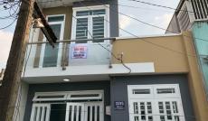 Bán nhà đường Thạnh Xuân giáp Gò Vấp, DT 3.36m*10m, giá chỉ 2 tỷ