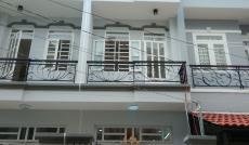 Bán nhà xây mới DT 3x12m, 2 lầu 4PN, HXH Huỳnh Tấn Phát, Nhà Bè, giá 1,85 tỷ