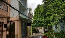 Góp vốn bán gấp nhà căn góc 3 mặt hẻm đường Hậu Giang, Q.6, DT 4.4m x 13.5m, giá 4.8 tỷ.
